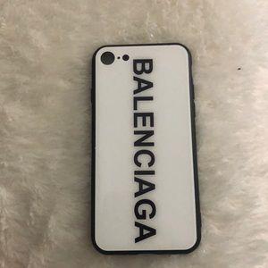 Balenciaga Accessories - Balenciaga iPhone Case